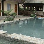 newly made swimmingpool