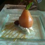 Pre-breakfast Pear