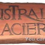 Austral Glacier Logo