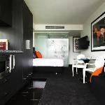 Deluxe Studio Suite Balcony