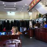 Kimmy shopping area