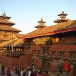 Nice view of Patan