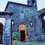 Chapel of San Antonio.