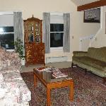 South living room