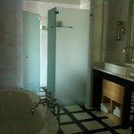bagno suite presidenziale