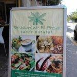 Foto de Restaurante El Fresco
