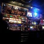Scene of the bar
