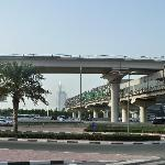 Dubai's Transport system