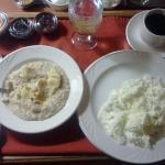 Room service breakfast :)