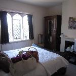 The lovely room
