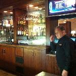 Don Francisco el encargado del Bar