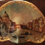 Decorative (Venetian Mask style) wall pieces
