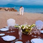 Weddings Set up