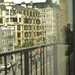 View looking down Van Ness