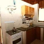 Cocina cabaña B