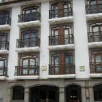 Fachada Hotel Puno Plaza