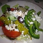 Gubbio's Restaurant Greek Salad