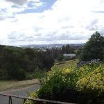 My view of Launceston