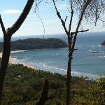 view of playa samara