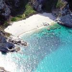 Capo Vaticano beaches