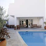 Hotel Aegeon Paros