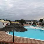 Montecastillo pool