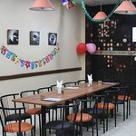 Birthday party at Baladina