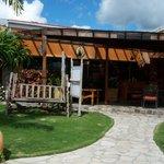 Palms Court Gardens & Restaurant Photo