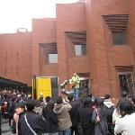 popular street performance