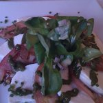 Mozzerella and Tomatoe Appetizer