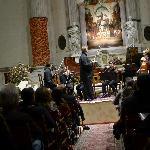 Interpreti Veneziani - about to perform Vivaldi's Four Seasons