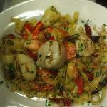 Seafood Bruno