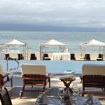The stunning Beach Club