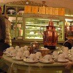 Cafe En halv Trappa Ner