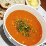 Homemade Soups served every day