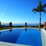 "Pool at ""The Marbella Heights"""