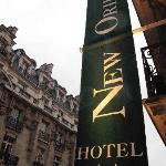New Orient Hotel banner