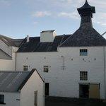 Dallas Dhu Whisky Distillery