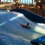The Flowrider~What a blast!