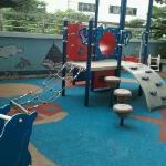playground for kids too