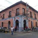 Photo de Hotel Los Balcones De Leon