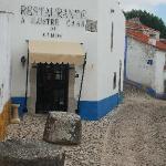 The entrance to Ilustre Casa
