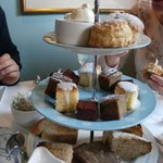 Gilbey's Afternoon Tea