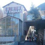 Bains St Thomas entree