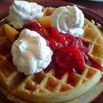 Aunt Melba Waffle @ Grainfields
