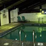 Pool is 6 feet deep!