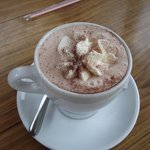 Awesome hot chocolate