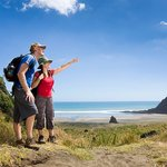 Stunning landscapes on Auckland Tour with TIME Unlimited Tours