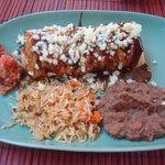Beef Chimichanga 240 THB