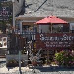 Sebastian's Market & Hearst Winery